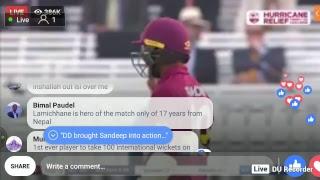 world 11 vs West Indies
