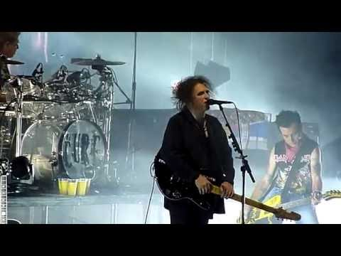 The Cure live in Helsinki 2016 - full show (part 1 of 2)