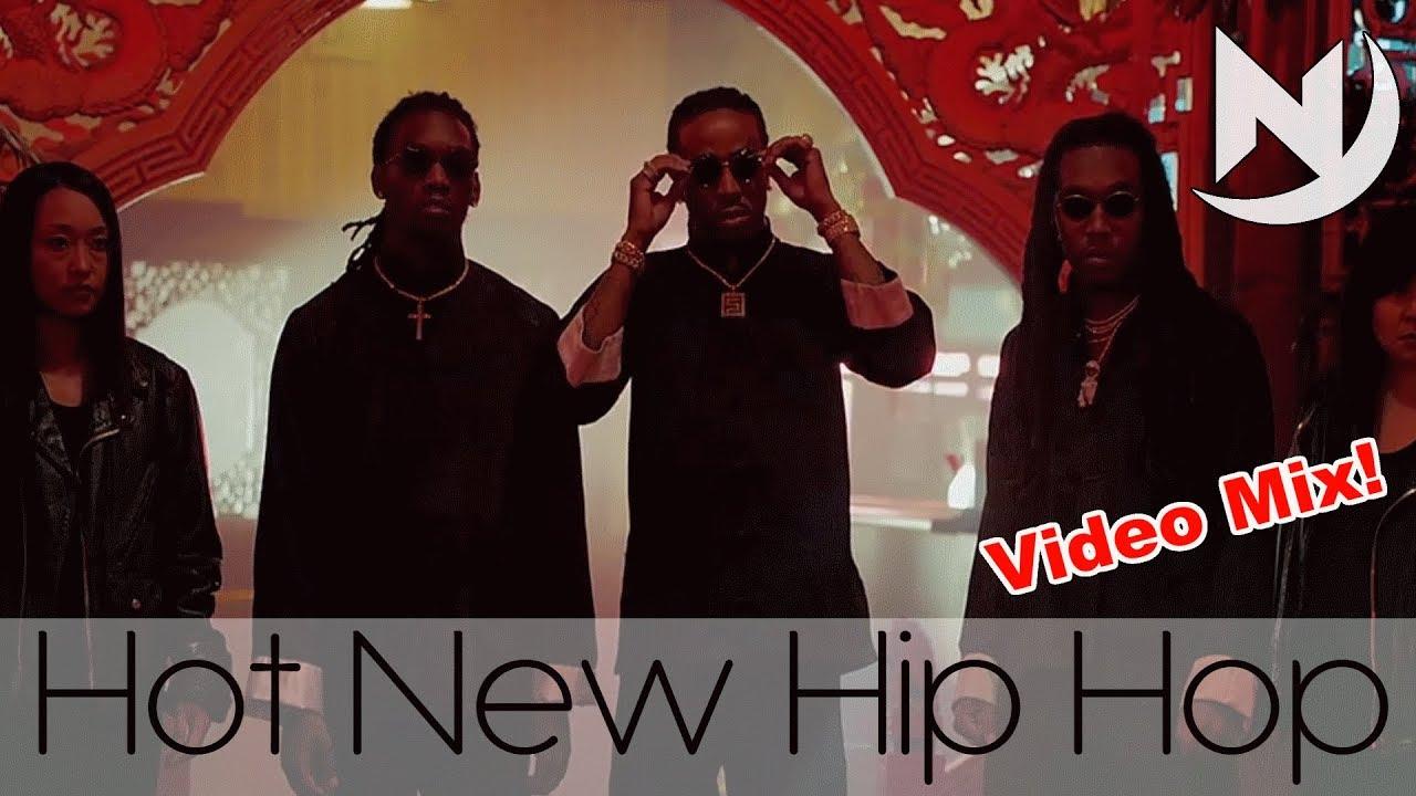 Hot New Hip Hop & Rap Black Urban Trap Mix March 2018 Best New RnB Club  Dance Music #50🔥