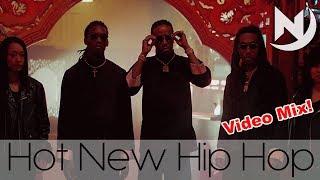 Baixar Hot New Hip Hop & Rap Black Urban Trap Mix March 2018 Best New RnB Club Dance Music #50🔥