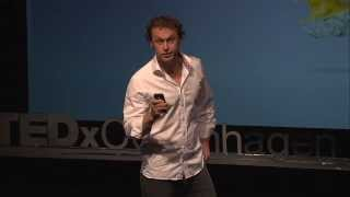 The only wrong you can do is not doing anything: Geo at TEDxCopenhagen