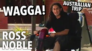 Everything is Broken in Wagga Wagga! | Ross Noble's Australian Trip [2010]