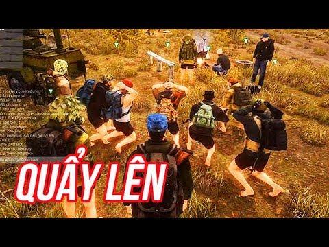 Team Việt Nam TỤT QUẦN quẩy nát cả server - NEXT DAY #3
