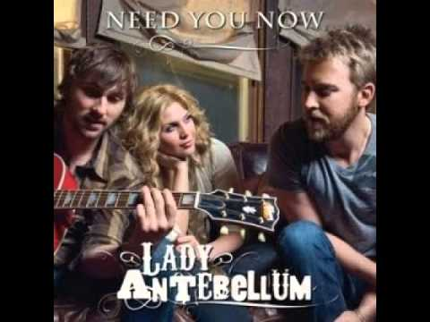 Day 229) Lady Antebellum - If I Knew Then