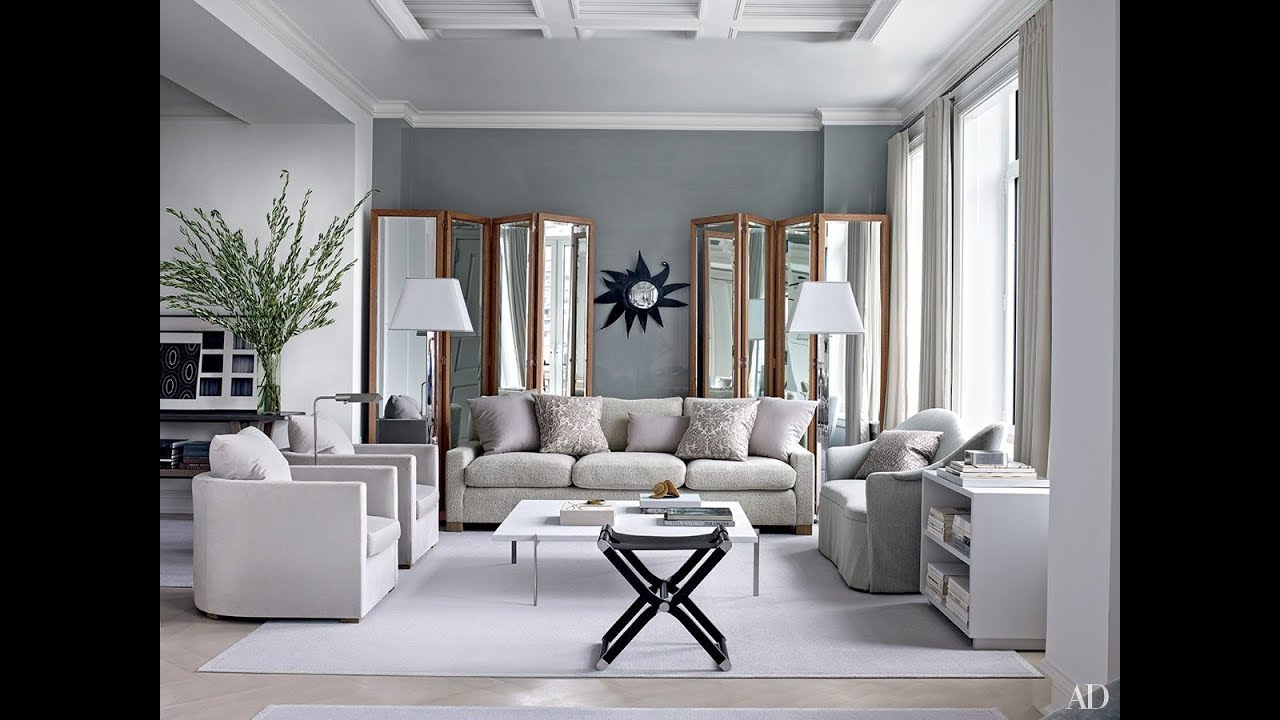 Small living room decorating ideas 2020 - YouTube