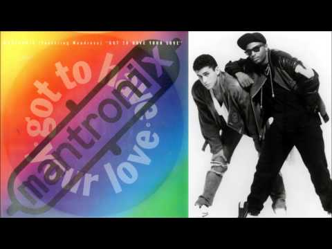 Mantronix feat. Wondress - Got To Have Your Love (17 Minutes Of Extended Madness Mix)