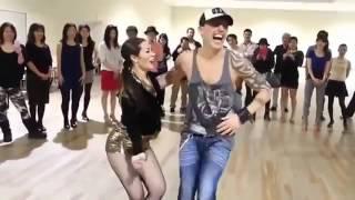 Download Fernando Sosa & Alien Ramirez salsa presentation 2014 JAPAN