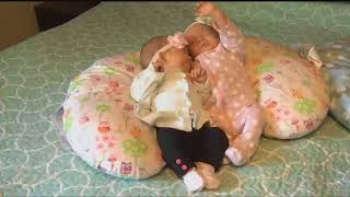 Wyoming couple welcomes quadruplets