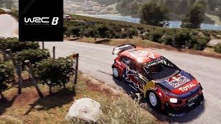 WRC 8 - SNEAK PEEK