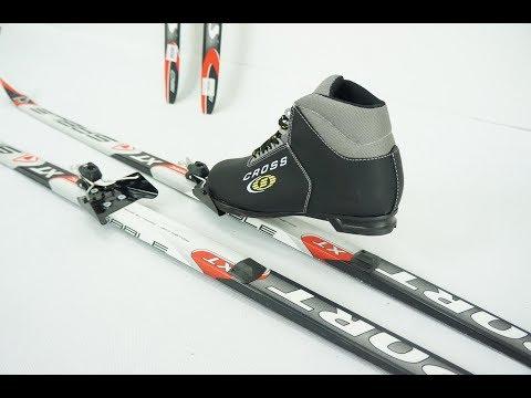 Как поменять старые лыжные крепления на новые (NNN) самостоятельно.