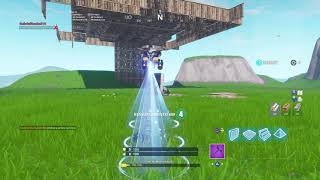 creative Fortnite #5 (how to go to the lobby with the cell phone) {very easy