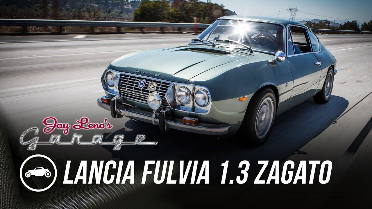 1967 Lancia Fulvia Sport 1.3 Zagato - Jay Leno's Garage