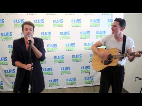 """Nate Ruess - """"Nothing Without Love"""" (Live on Elvis Duran and The Morning Show)"""