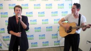 "Nate Ruess - ""Nothing Without Love"" (Live on Elvis Duran and The Morning Show)"