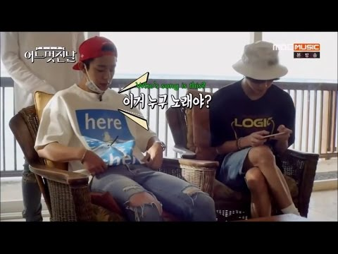[ENG/Moments] DAEHYUN on B.A.P ONE FINE DAY EP 7