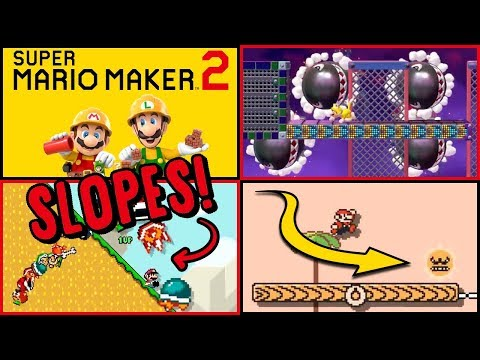 What I think about SUPER MARIO MAKER 2! Blue Television Games
