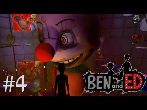 ВСЕ ЛЮБЯТ КЛОУНОВ  ► Ben and Ed ► #4