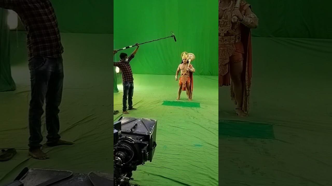 #Short #shorts How Capture Dialogues from Boom Mic / Hanuman / Nirbhay Wadhwa/ VINAYAK VISION FILMS