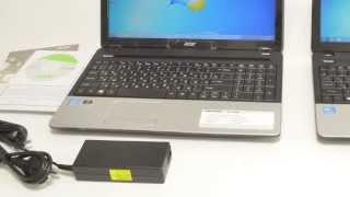 Обзор ноутбука Acer Aspire E1 571G 33114G50Mnks