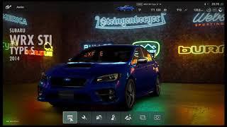 Gran Turismo™SPORT mes voitures et bruit de moteur tester par cece