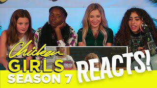 CHICKEN GIRLS | Cast Reacts to Season 7