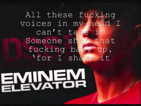 Eminem - Elevator [Lyrics]