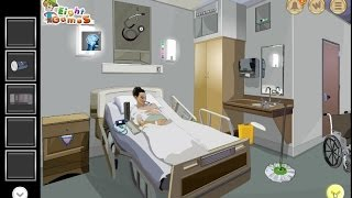 Escape From The Massachusetts General Hospital walkthrough - EightGames
