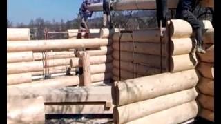 Kanadský zrub Prešov Kokošovce Building log cabin