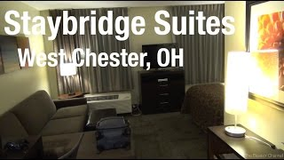Hotel Review - Staybridge Suites Cincinatti North