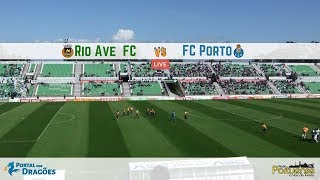 Video Gol Pertandingan Rio Ave vs FC Porto