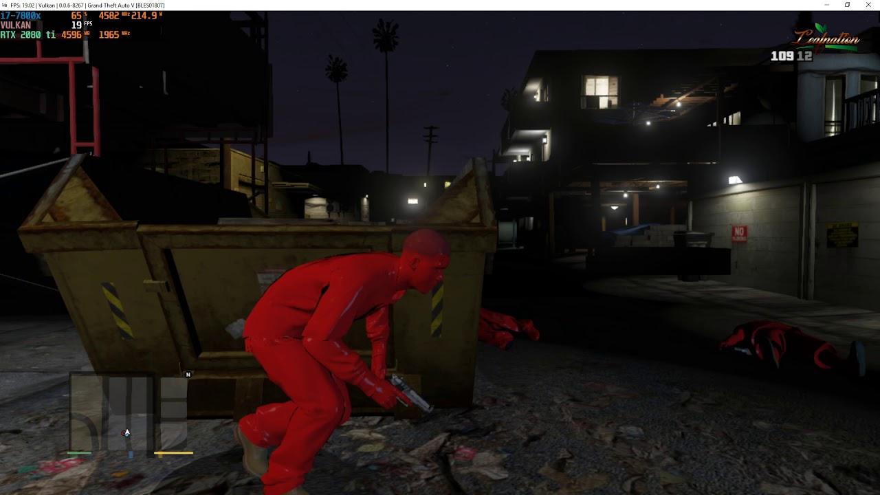RPCS3 v0 0 6-8267   Grand Theft Auto V [PS3 Emulation] - dailyblocks