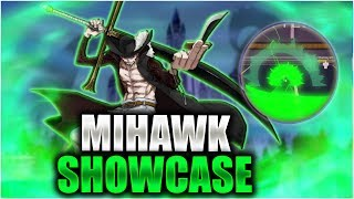 [CODE] The GREATEST SWORDSMAN Mihawk SHOWCASE! | Roblox | Anime Cross 2
