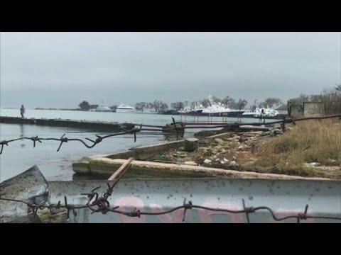 Famílias ucranianas preocupadas com militares capturados
