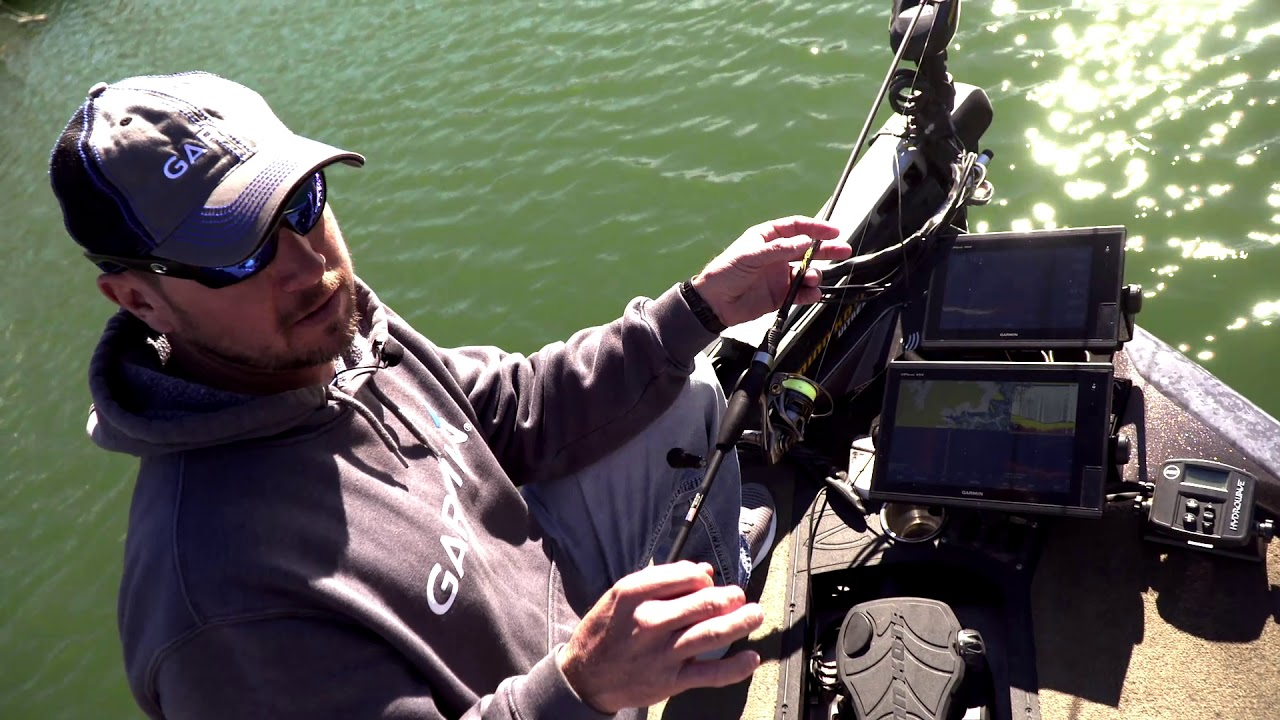 Jason Christie Talks About Garmin Live Scope
