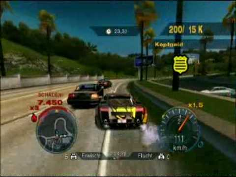 mag 39 64 wii need for speed undercover youtube. Black Bedroom Furniture Sets. Home Design Ideas