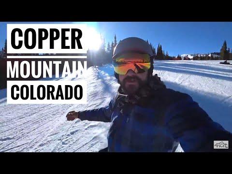 Copper Mountain Colorado Snowboarding