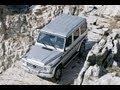 Mercedes-Benz G-Klasse - Ein G für alle Fälle