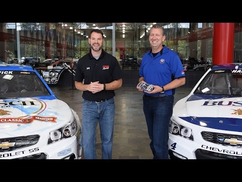 """The Fix"" - On Location at Stewart-Haas Racing"