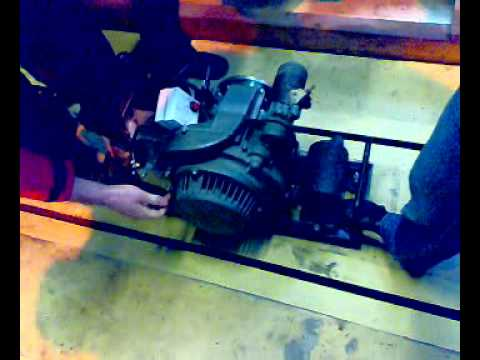 Small wankel engine