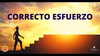 """CORRECTO ESFUERZO - CURSO: """"NO SUFRAS MÁS"""""""