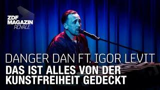 """Danger Dan ft. Igor Levit – """"Das ist alles von der Kunstfreiheit gedeckt"""""""