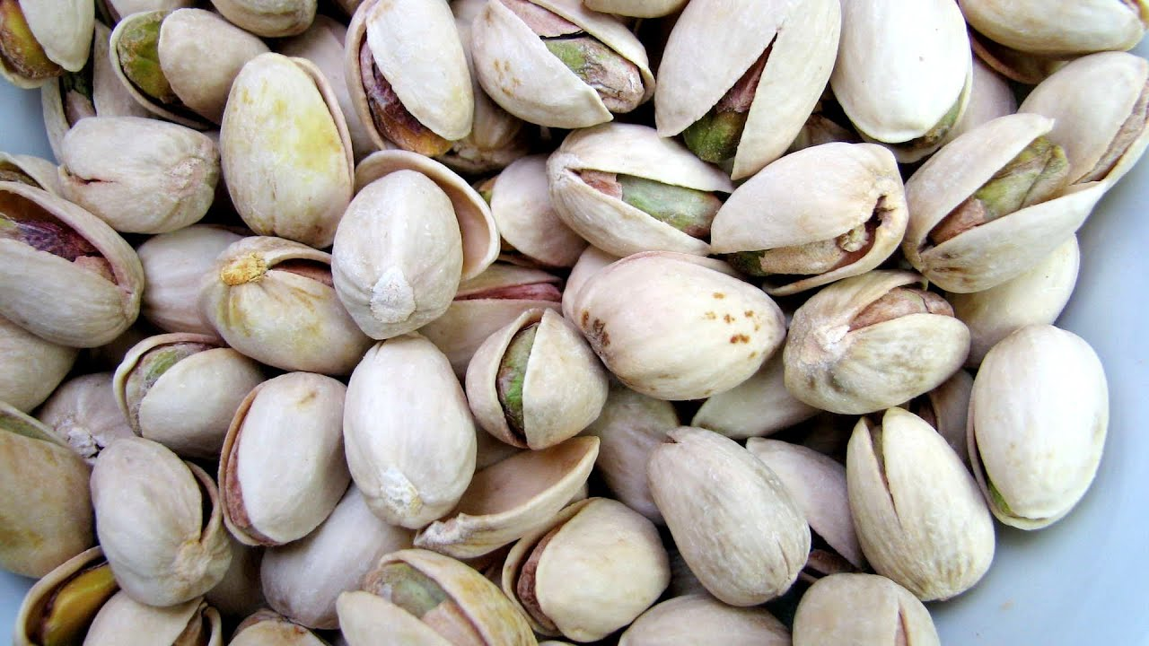 Watch How to Roast Pistachios video