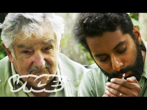 Smoking Weed with the President of Uruguay (Trailer)
