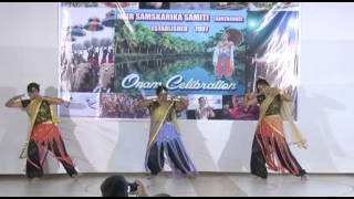 """NSS-Santacruz-Mumbai-Onam Celebrations 2012 """"Semi Classical Dance"""""""