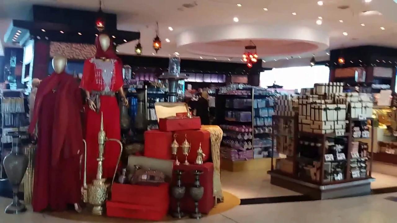 Dubai Airport Duty Free Shops Airport Tour Exploring