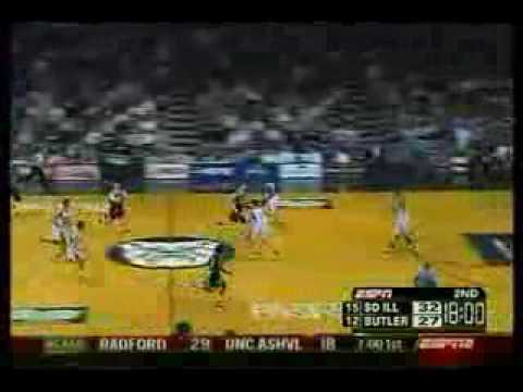SIU Salukis Basketball Highlights 2006-07