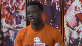 TigerNet: Etienne on where he is with pass protection