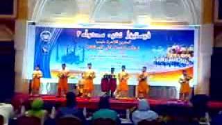 Festival Nasyid Kebangsaan 2008 - Johan SR [1/2]