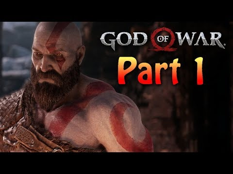 God of War 4 | 2 Girls 1 Let's Play Gameplay Walkthrough Part 1
