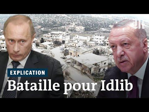 Syrie : pourquoi Erdogan et Poutine se disputent la région d'Idlib